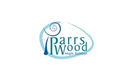 Parrswood school Transparent logo