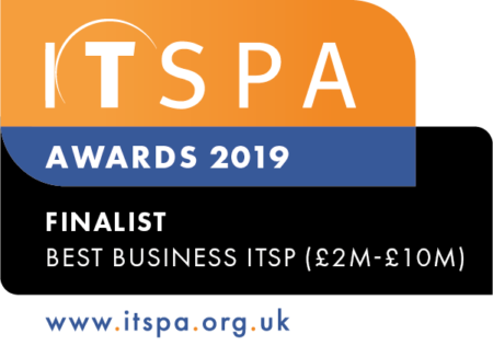 Best Business ITSP (£2m-£10m) - FINALIST 2019