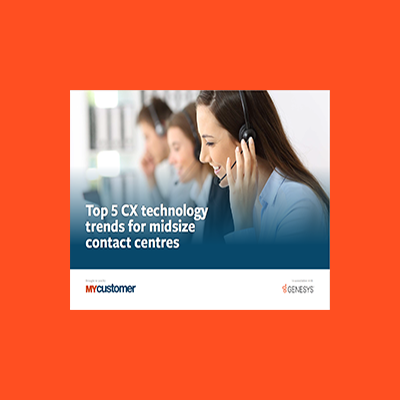 Guide to top 5 CX technology trends for midsize contact centres
