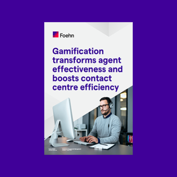 Guide: How Workforce Management and Gamification Transform Agent Effectiveness