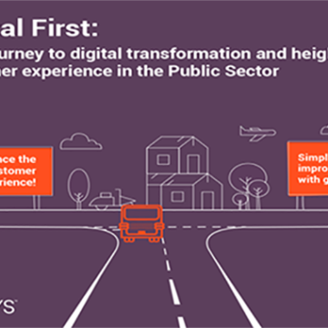 Public Sector Digital Transformation Journey E-guide