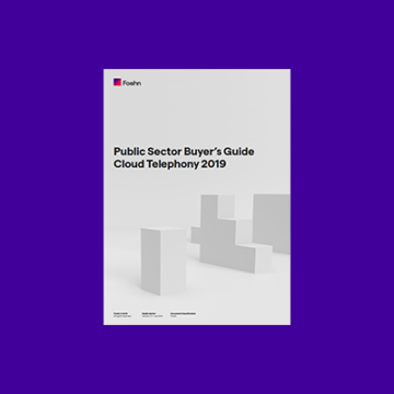 Buyers Guide To Public Sector Cloud Phone Systems