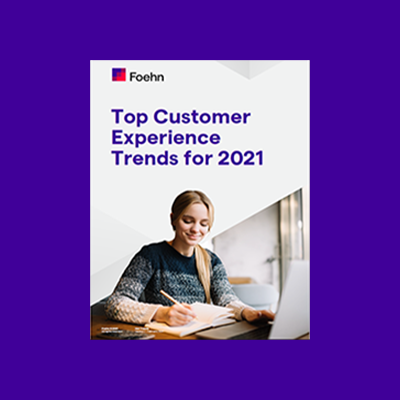 Guide to Top Customer Experience Trends for 2021