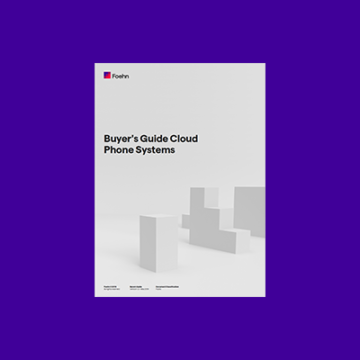 Buyers guide to Cloud Phone Systems 2019