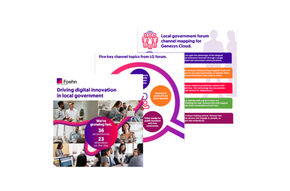 Infographic: Driving digital innovation in local government