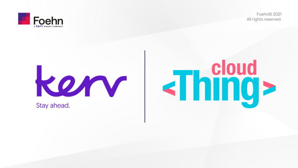 Kerv Group Adds Market Leading Digital Transformation Capabilities With cloudThing
